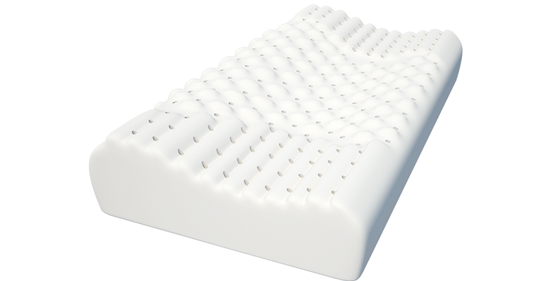 Gối cao su Massage A – 3D